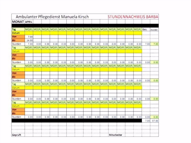 Neues Zeitplan Vorlage