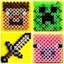 10 Bugelperlen Vorlagen Minecraft