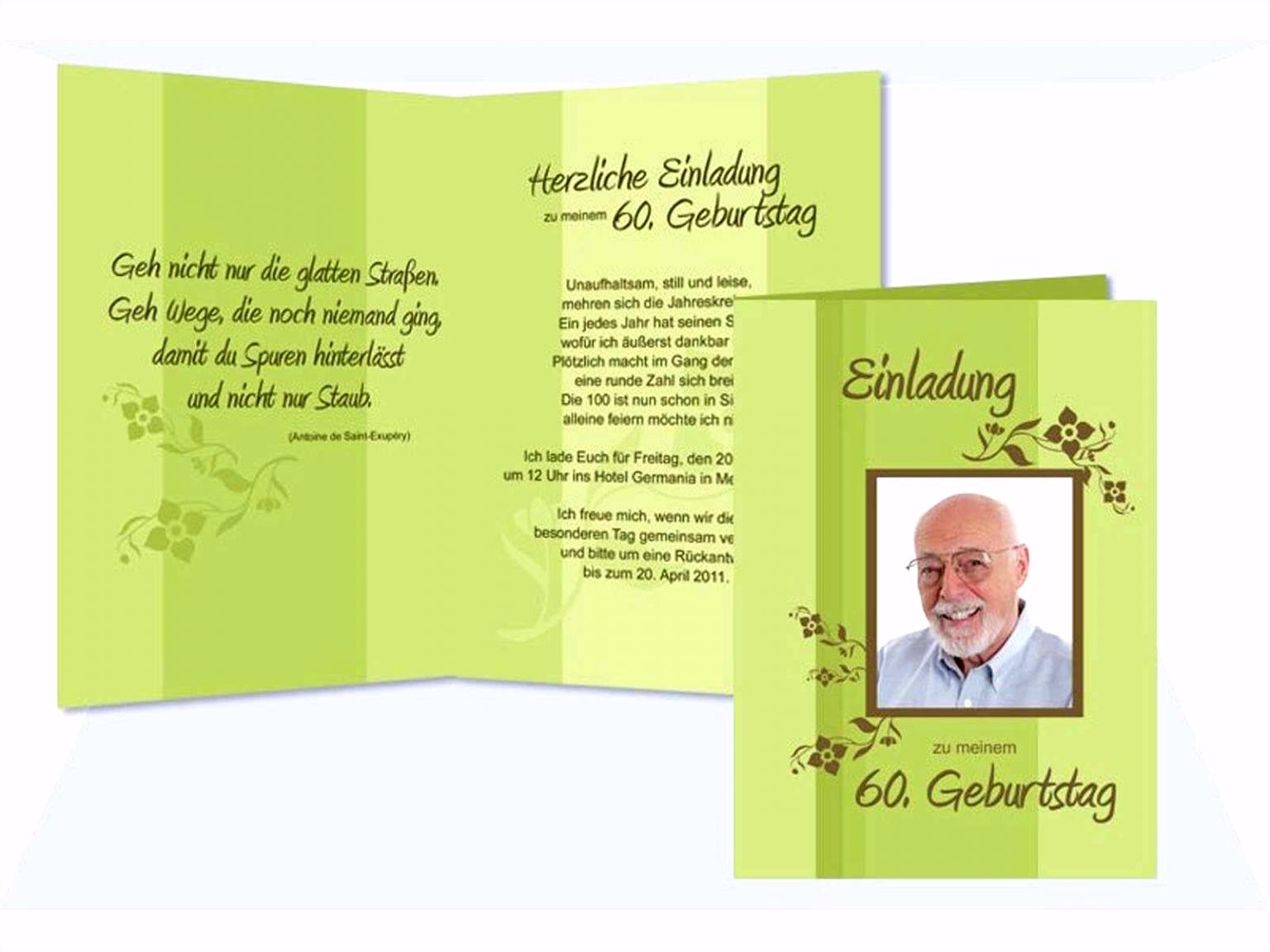 Einladungskarten Zum 60 Geburtstag Frau