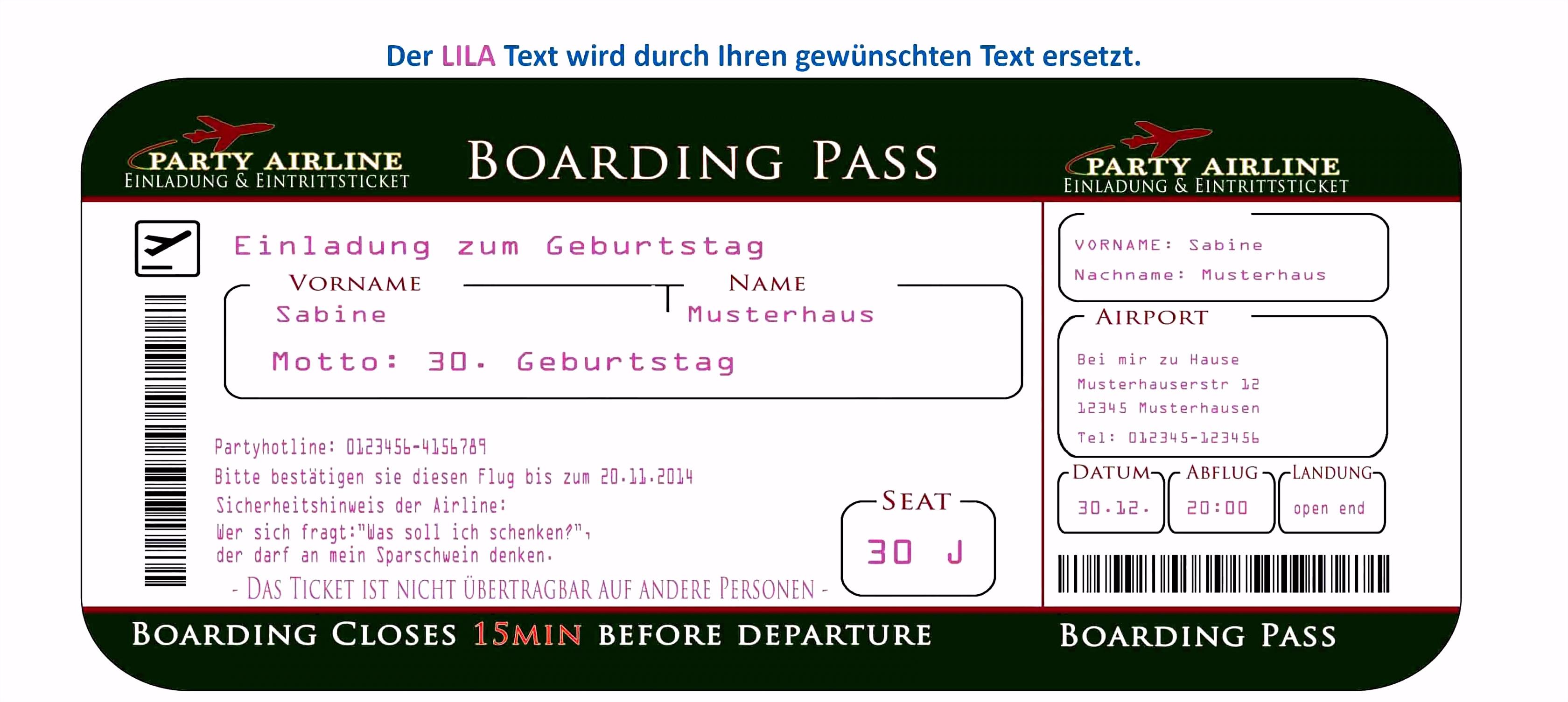 Einladung Polterhochzeit Vorlagen Vorlage Einladung Hochzeit Schön Einladungskarten Boarding Pass T2zr19qhg4 Wsys6hedg0