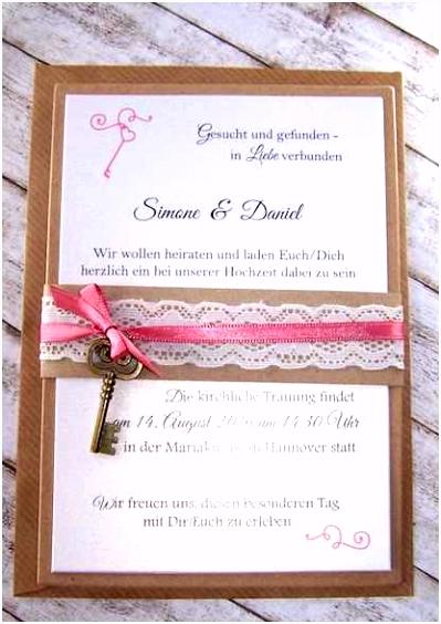 16 Neu Fotografie Von Hochzeitseinladungen Selber Machen Vorlagen