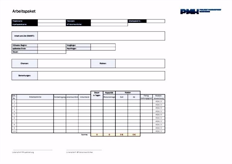 Lastenheft Vorlage Excel Download Templates