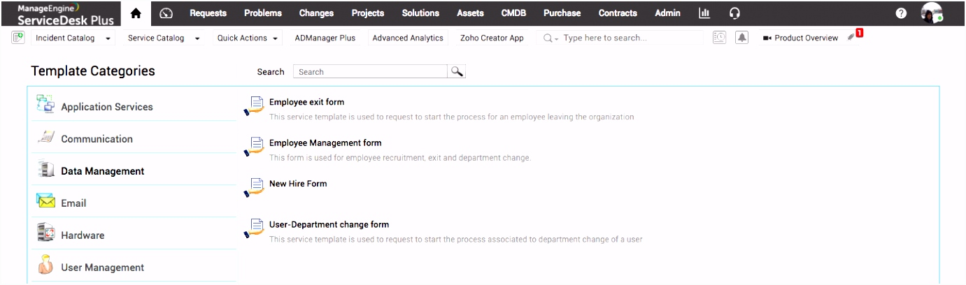 ManageEngine ServiceDesk Plus Pricing Features Reviews