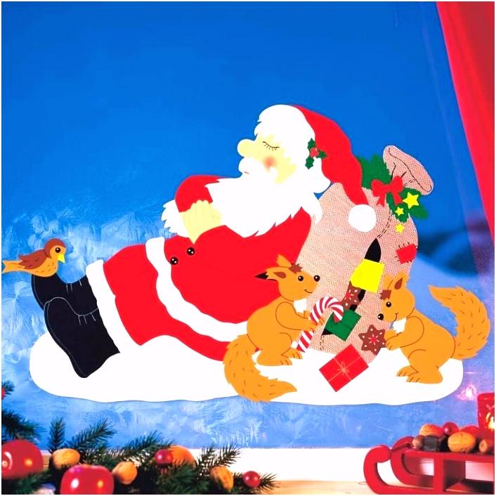 Neues Weihnachtsmann Basteln Vorlagen
