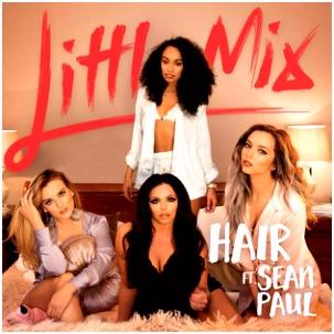 Hair Little Mix song