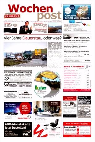 Die Wochenpost – KW 09 by SDZ Me n issuu