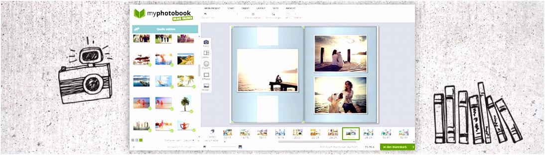 Fotobücher Fotokalender Fotogeschenke online gestalten bei myphotobook