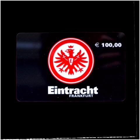 Eintracht Geschenkgutscheine & Gutscheinkarten