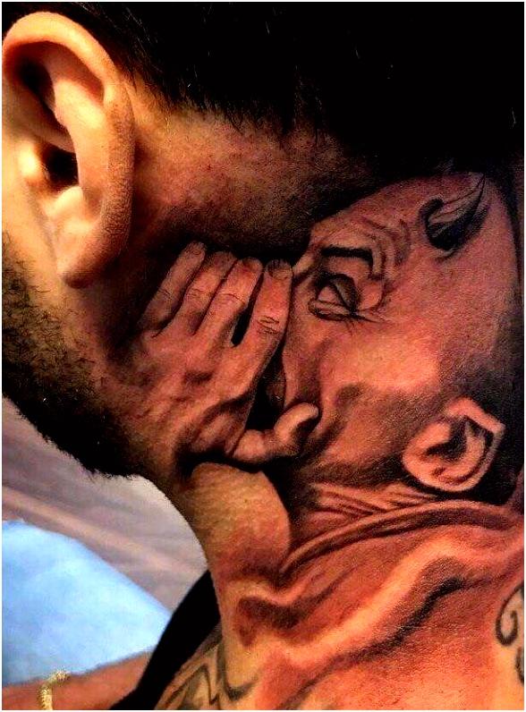 23 N Tattoos Hand TATTOOSOND