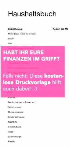 Haushaltsbuch Vorlage Einfach Die 243 Besten Bilder Von Haushaltsbuch In 2019 S2ef63rly5 Juyq6honu6