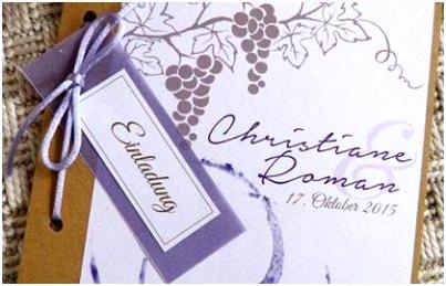 Hochzeit Einladung Vintage Hochzeits Einladungen Ausgefallene
