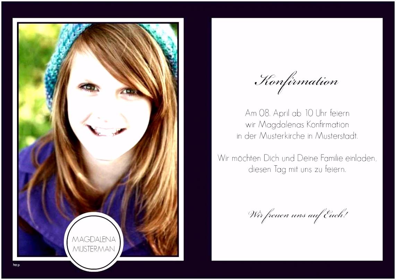 53 Elegant Bilder Von Konfirmation Einladung Vorlage Download