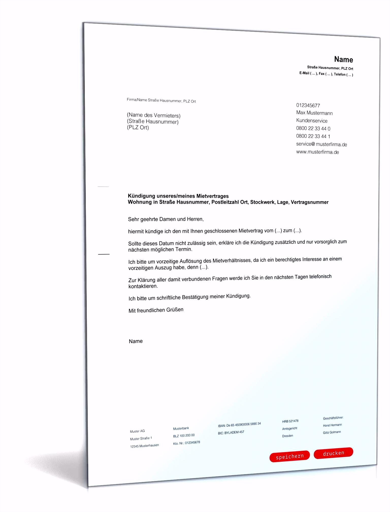 Kundigung Gemeinsamer Mietvertrag Vorlage 20 Kündigung Des Mietvertrages R8hf64bow4 I5qksmsddh