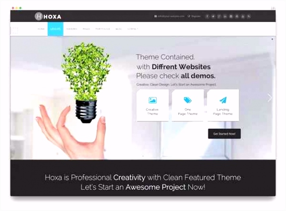 26 Best Landing Page Templates Free Professional