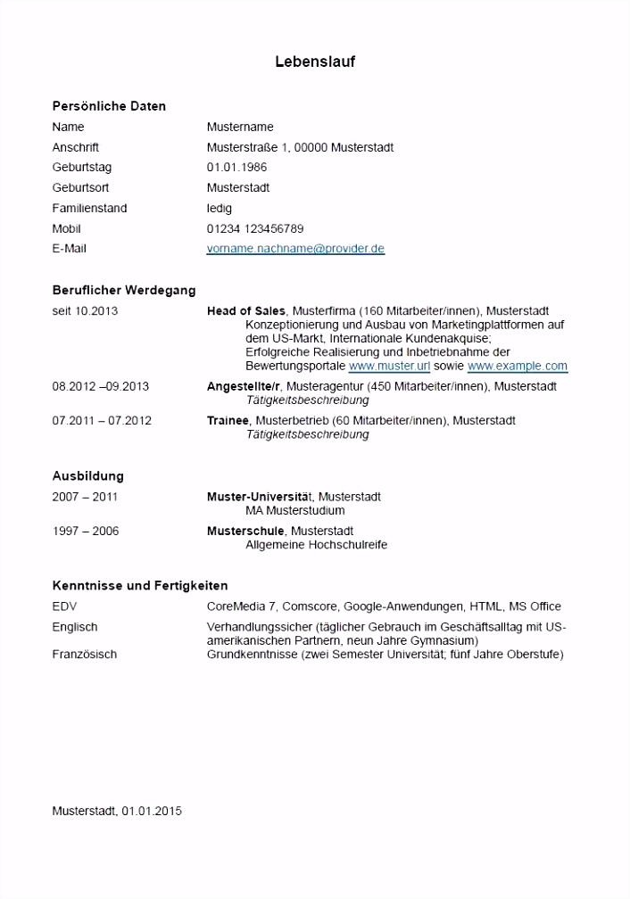 Lebenslauf Kunstler Vorlage 15 Tabellarischer Lebenslauf Chronologisch I9yk92j5s4 Emzf22tan0