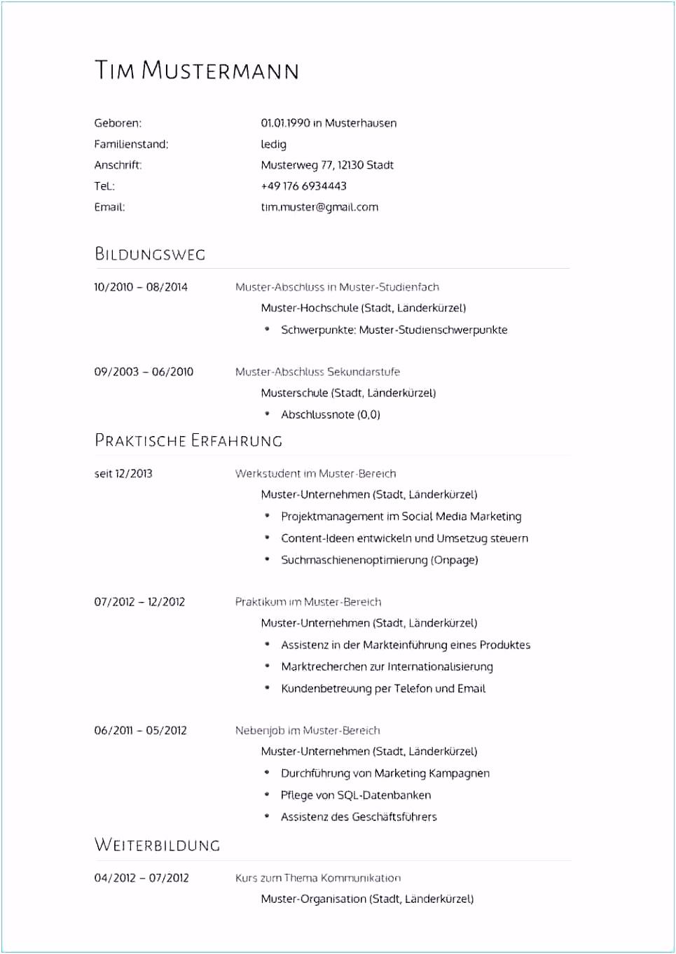 Libreoffice Datenbank Vorlagen Frisches Libreoffice Lebenslauf Vorlage C2to62gld1 W6mgsucwxu