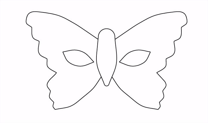 Tiermasken Basteln Vorlagen Ausdrucken Masken Basteln Vorlagen