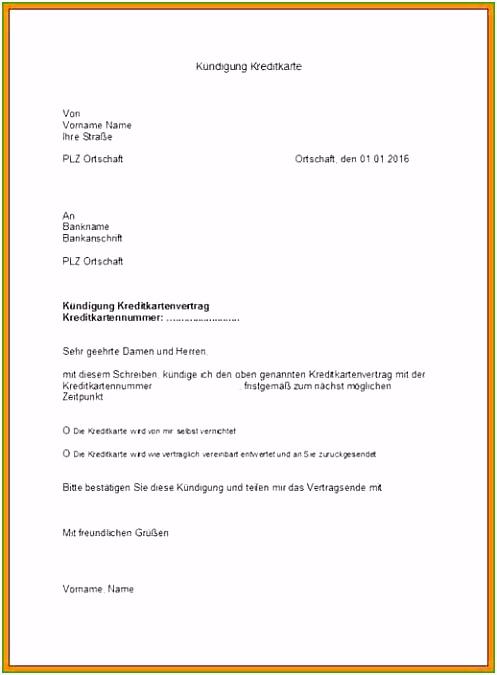 Kündigung Mietvertrag Vorlage Zum Ausfüllen Erstaunliche 11