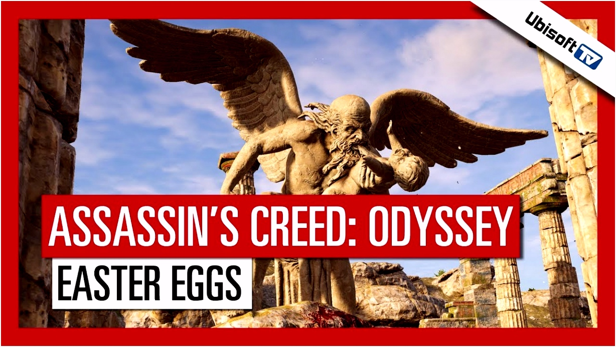 Assassins Creed Odyssey Easter Eggs