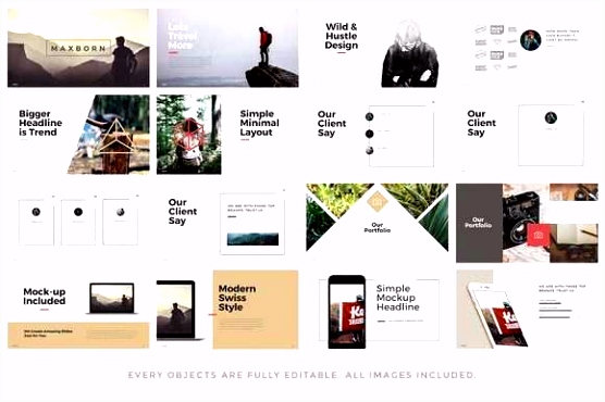 20 New Free Muse Templates Free