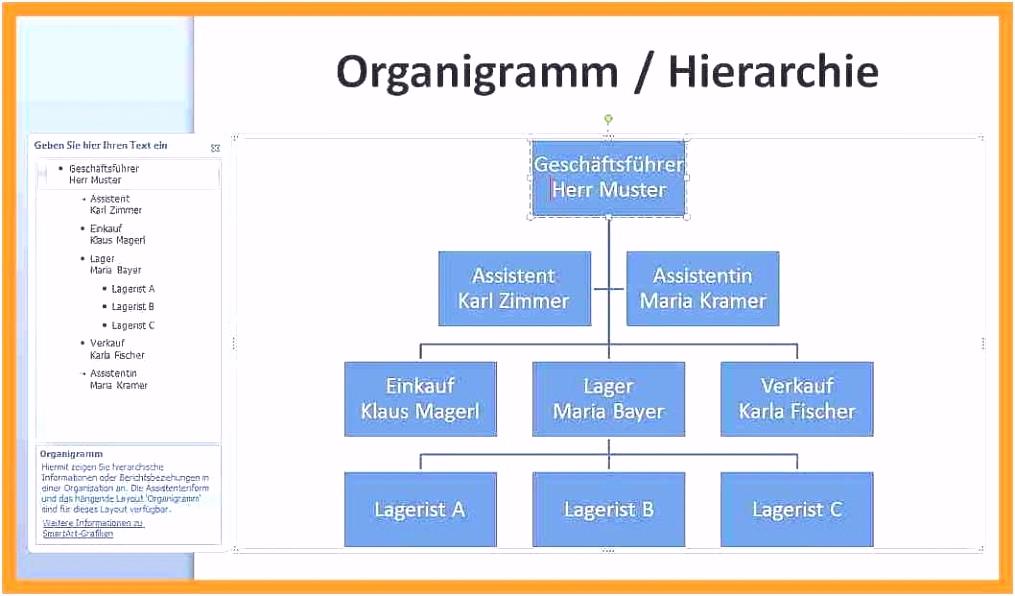 Diagramm In Word Erstellen Neues organigramm Vorlage Word Besten