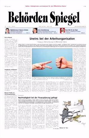 Behörden Spiegel Januar 2018 by propress issuu