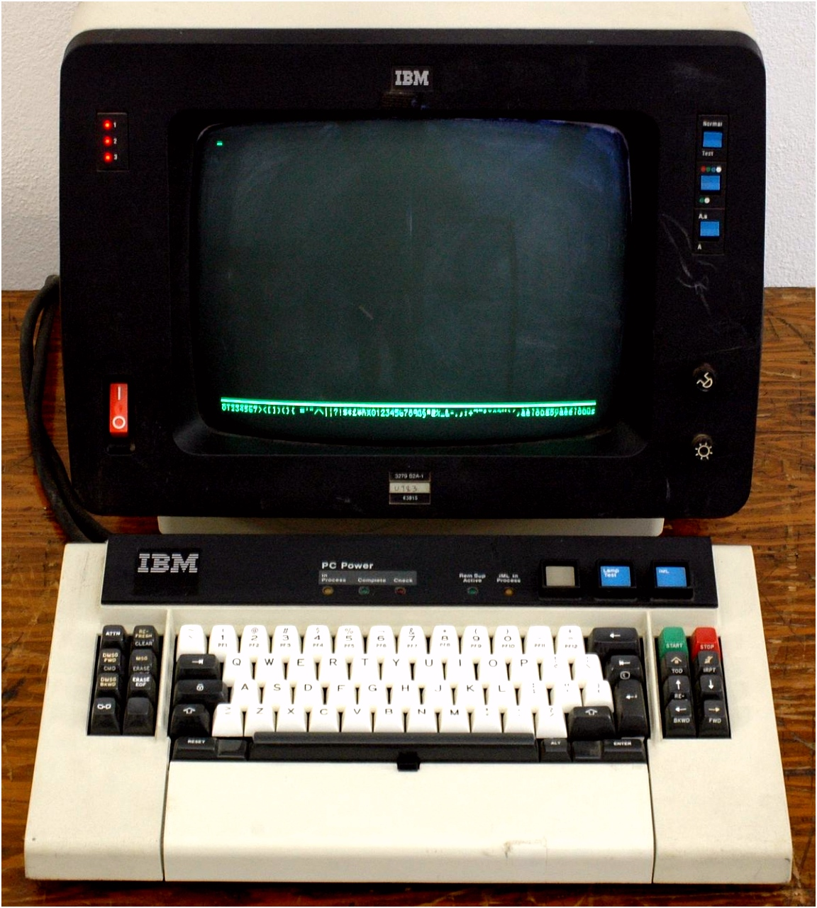IBM 3270