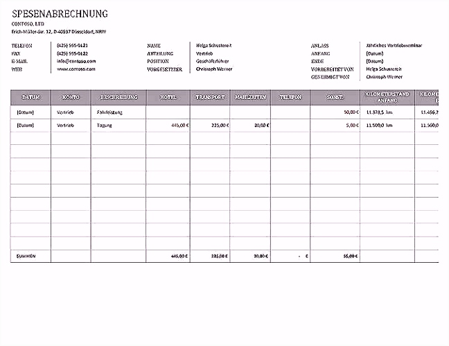 Wunderbar Fotos Der Lohnabrechnung Vorlage Excel