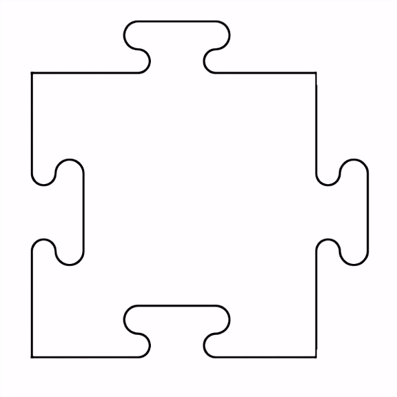 Puzzle Art Steckspiel Vorlagen Puzzle Piece Template Printable Free B2qi02ina4 Q6pku6zkg5