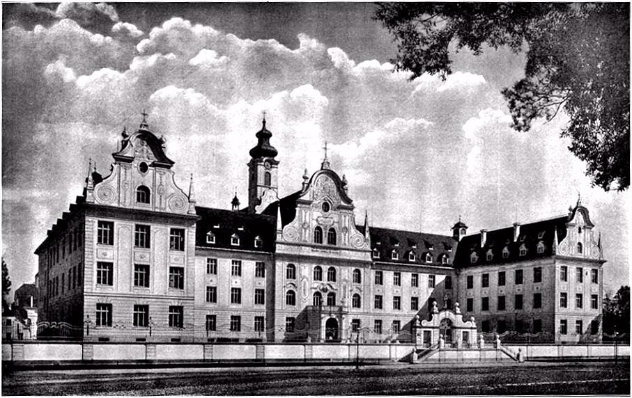 Münchner Waisenhaus –