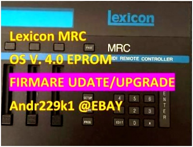 Signal Processors Rack Effects Pcm 70