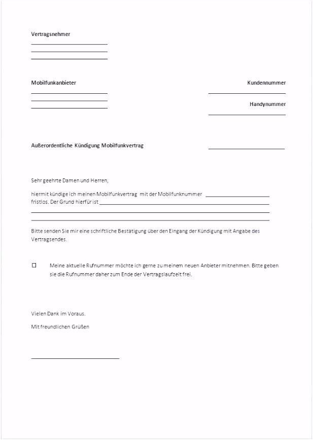 Kündigung Probezeit Muster Neues Schriftliche Kündigung Vorlage