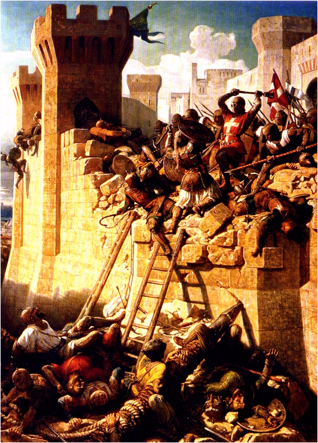 Siege of Acre 1291