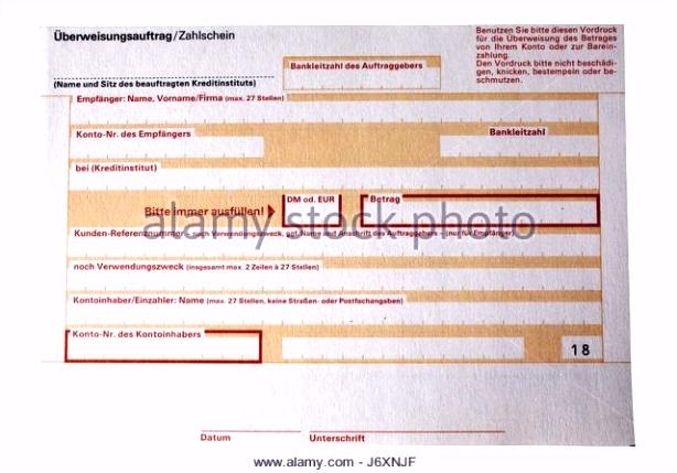 Kündigung Konto Vorlage Vorlage Sepa Lastschriftmandat