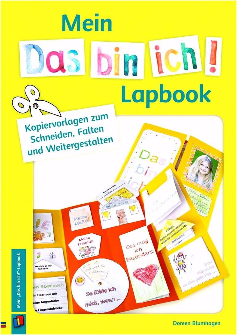 """Mein """"Das bin ich """" Lapbook Lapbooks"""