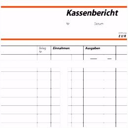 Taglicher Kassenbericht Vorlage formulare Und Verträge Von Sigel N4nc58cli9 F2bt62ncwh