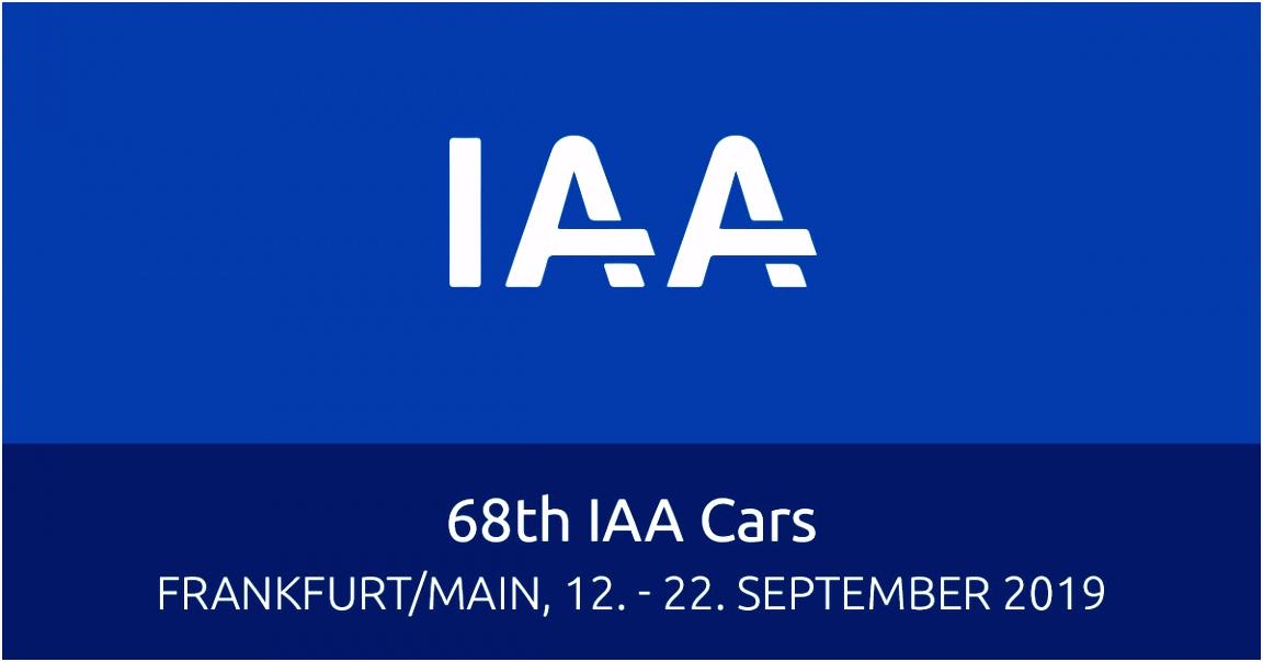 IAA Cars 2019 ∣ IAA 2019