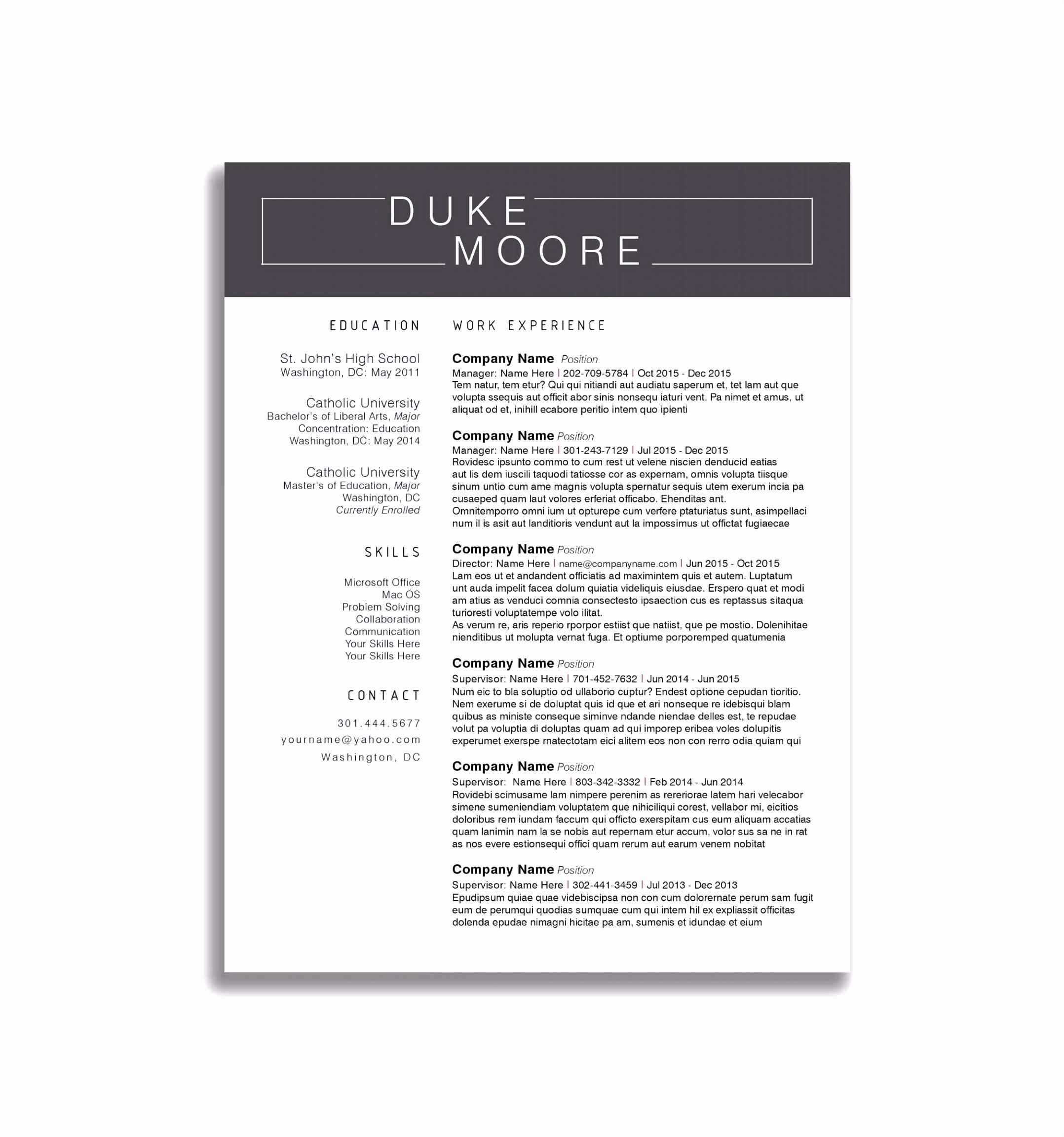 Lebenslauf Anschreiben Muster 7 Layout Anschreiben resume template