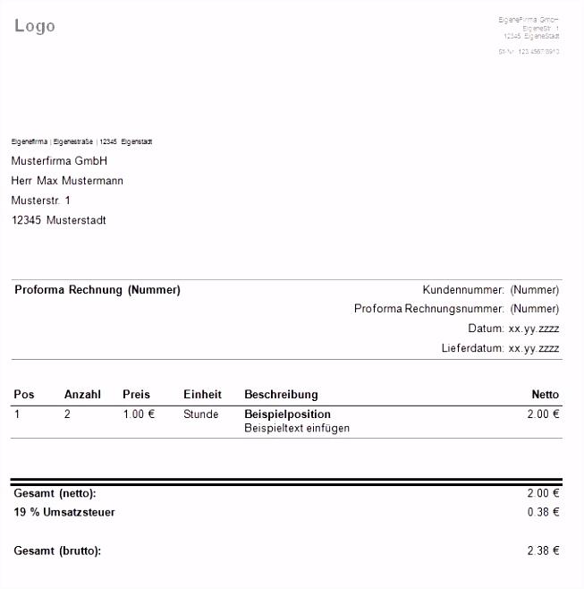 Mahnung Rechnung Muster Genial Zahlungserinnerung Schreiben Vorlage
