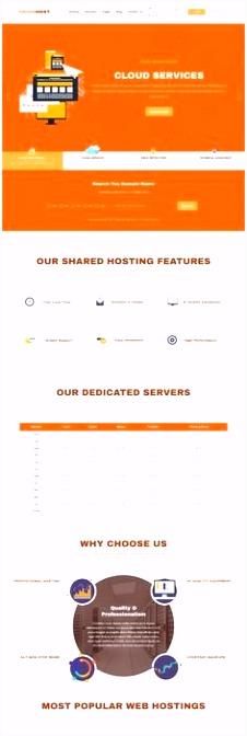 Besten Der HTML Seite Vorlage