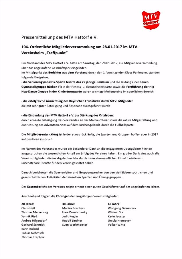 Inspirierend Von Einladung Verein Muster Genial Hausverbot