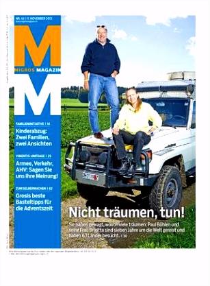 Migros magazin 46 2013 d aa by Migros Genossenschafts Bund issuu
