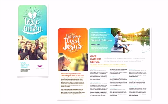 Brochure Design Templates format Blank Pamphlet Template Poster