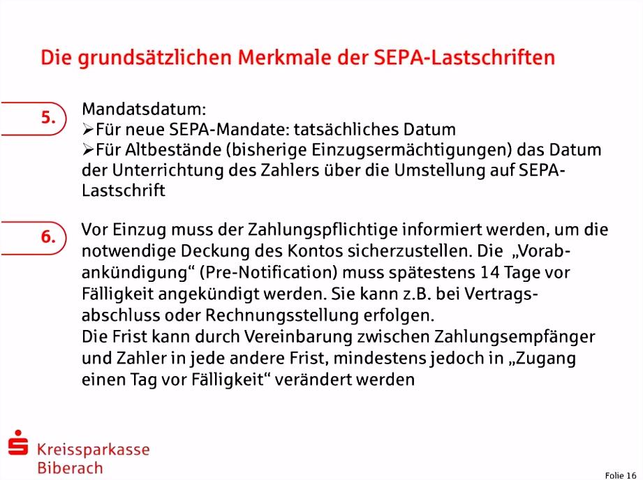 Sepa Lastschriftmandat Vorlage Frisch Sepa Lastschriftmandat Vorlage