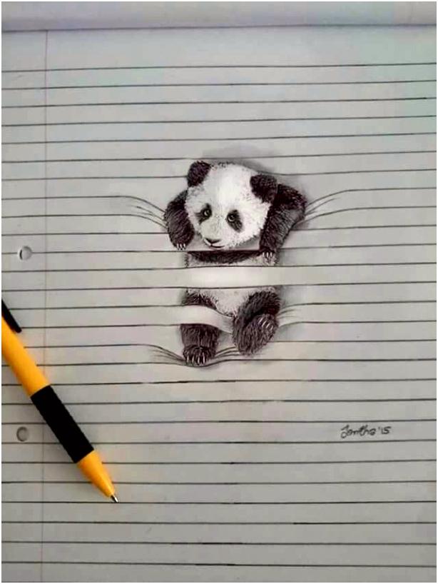 3d Zeichnen Lernen Bleistift Perspektivisch Zeichnen Für Anfänger