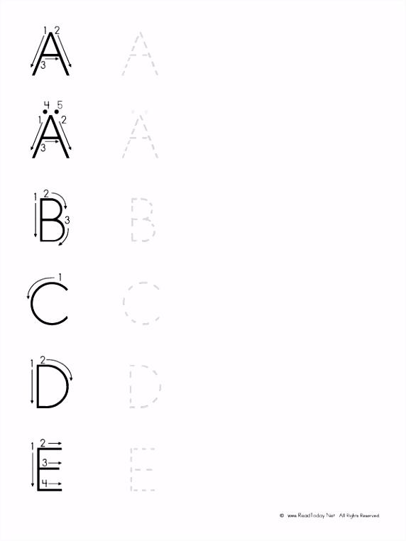 Die Fabelhaften Buchstaben Schreiben Lernen Arbeitsblätter Kostenlos