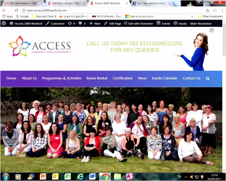 """Access 2000"""" Ecosia"""
