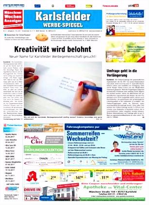 KW 13 2017 by Wochenanzeiger Me n GmbH issuu