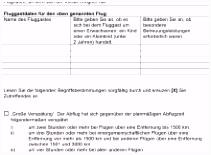 Beschwerde Flugverspatung Vorlage Fluggastrechte Eu Beschwerdeformular Pdf H6hs68kji5 E4yr54oqg0