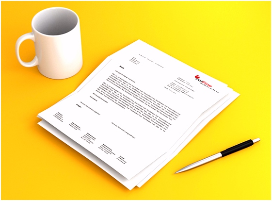 Von Briefkopf bis Brieffuß Geschäftsbrief Aufbau und Gestaltung